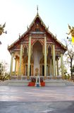 Church buddhism Royalty Free Stock Images