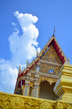 Church in Buddhism Royalty Free Stock Image