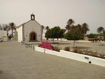 Church of Virgen de Guadalupe Stock Photos