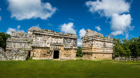 Church Building in Chichen Itza - Yucatan, Mexico Stock Photography