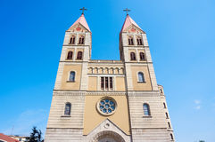 Church building Royalty Free Stock Photography
