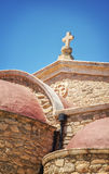Church building detail Royalty Free Stock Images