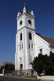 Church building in small farming town. Parys Freestate Province South Africa - a church building in the small farming town Stock Images