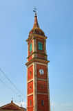 Church of Buonacompra di Cento. Emilia-Romagna. Italy. Stock Photos
