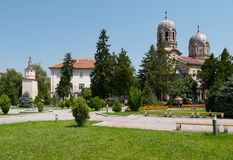 Church in Byala town, Bulgaria Stock Image