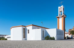 Church at Calahonda CostaTropical Stock Photos