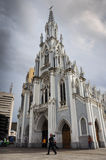 A church in Cali, Colombia Royalty Free Stock Photography