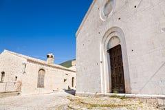 Church, Campello Clitunno, Italy Royalty Free Stock Photo