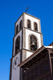Church on the Canary Island Tenerife Royalty Free Stock Images