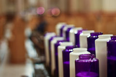 Church Candles Stock Image