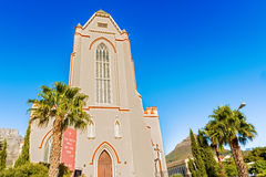 Church in Cape Town, South Africa Stock Images