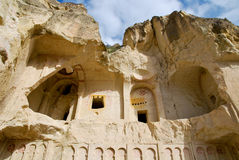 A church of Cappadocia Stock Photo