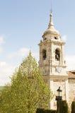 Church of Cardanuela-Riopico spain, Burgos Royalty Free Stock Photo