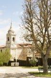 Church of Cardanuela-Riopico spain, Burgos Royalty Free Stock Photography