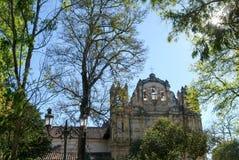 The church of Caridad at San Cristobal de las Casas Royalty Free Stock Images