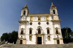 Church of Carmo Royalty Free Stock Images