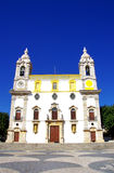 Church of Carmo, Faro. Royalty Free Stock Images