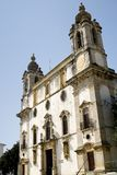 Church of Carmo. View of the church of Carmo located on Faro, Portugal Royalty Free Stock Image