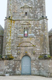Church in Carnac Royalty Free Stock Photo