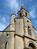 Church in Carpentras royalty free stock photos