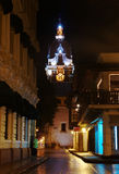 Church in Cartagena, Colombia Royalty Free Stock Images
