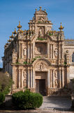 Church of the Carthusian of Sherry Royalty Free Stock Image