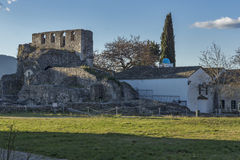 Church in the castle of Ioannina, Epirus Royalty Free Stock Image
