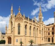 Castle Lednice royalty free stock image