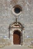 Church of Castrillo de Solarana Royalty Free Stock Images
