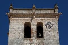 Church of Castrillo de Solarana, Burgos Stock Photo