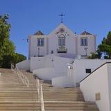 Church in Castro Marim Stock Photography