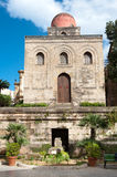 Church  Cataldo in Palermo Royalty Free Stock Photo