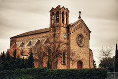 Church, Catalunya Stock Photo