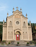 Church of Catelletto Stock Photography