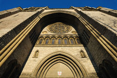 Church cathedral Royalty Free Stock Photo