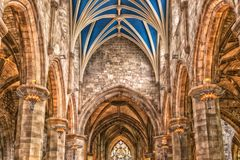 Church, Cathedral, Architecture Royalty Free Stock Photos