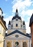 Church of Catherine (Katarina Kyrkja) at Sodermalm island - Stoc Stock Photography