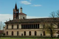 Church. Catholic Church in Bernate Ticino Milan Royalty Free Stock Images