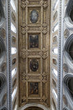 Church ceiling Royalty Free Stock Images