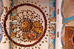 The church ceiling Royalty Free Stock Images