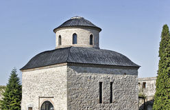 Church Cell in Moldavia Royalty Free Stock Photo