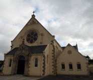 Church And Cemetery Adara County Donegal Ireland Royalty Free Stock Photography