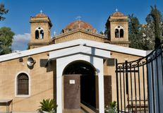 Church in the centre Nicosia Stock Photography