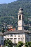 Church in Cernobbio Stock Photos