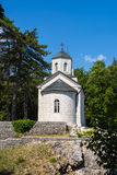 Church in Cetinje, Montenegro. Stock Photography