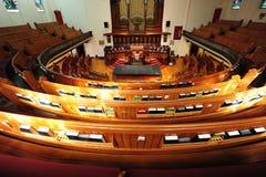 Church chamber Stock Photo