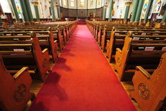 Church chamber Stock Photography