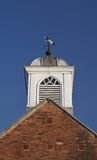 Church or chapel wooden tower Royalty Free Stock Photos