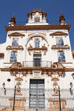 Church of charity. In Sevilla (Spain Stock Photography