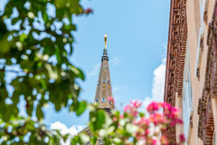 Church in Charleston, SC Royalty Free Stock Images